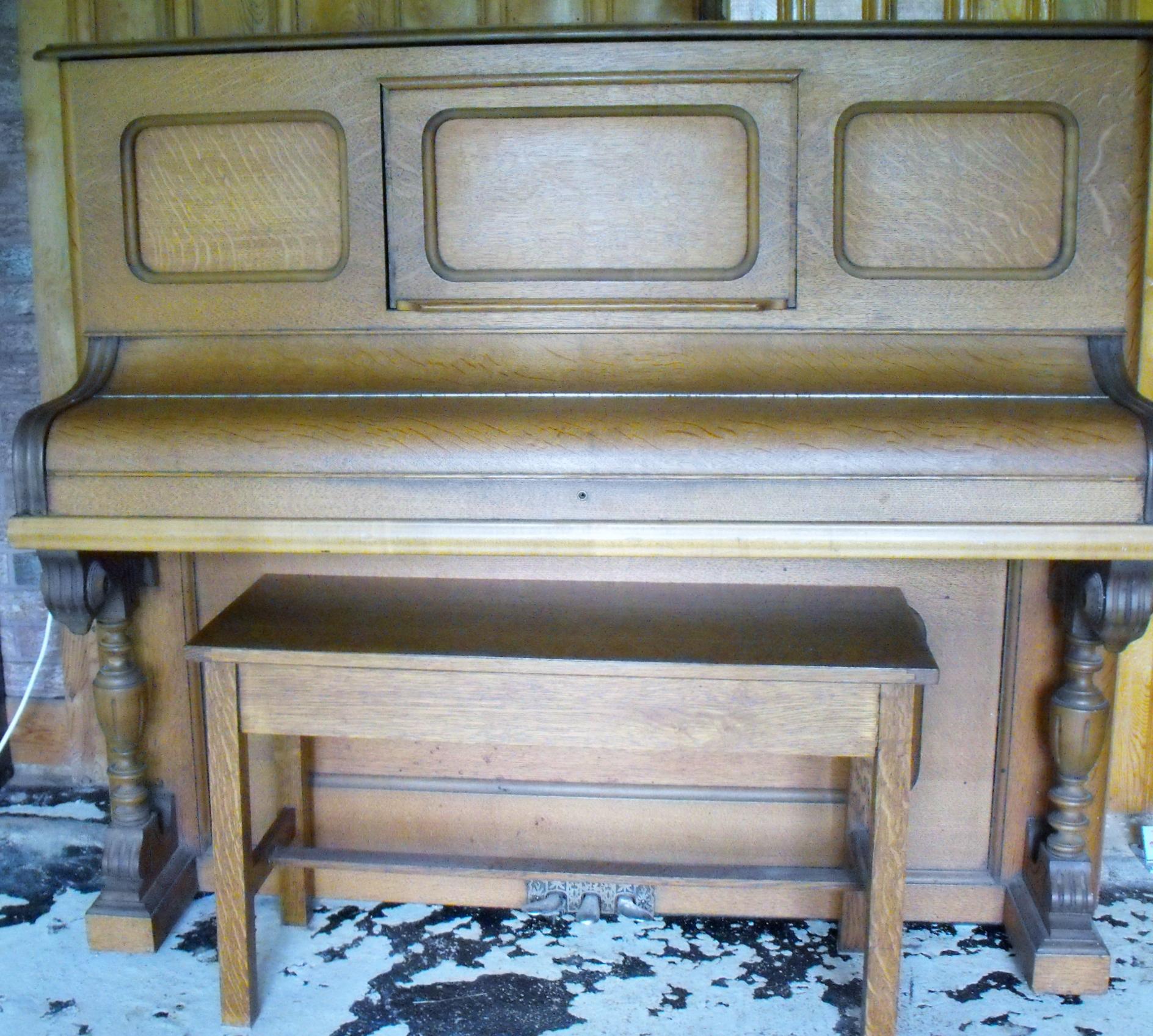 Wagner Piano - Dscf4663