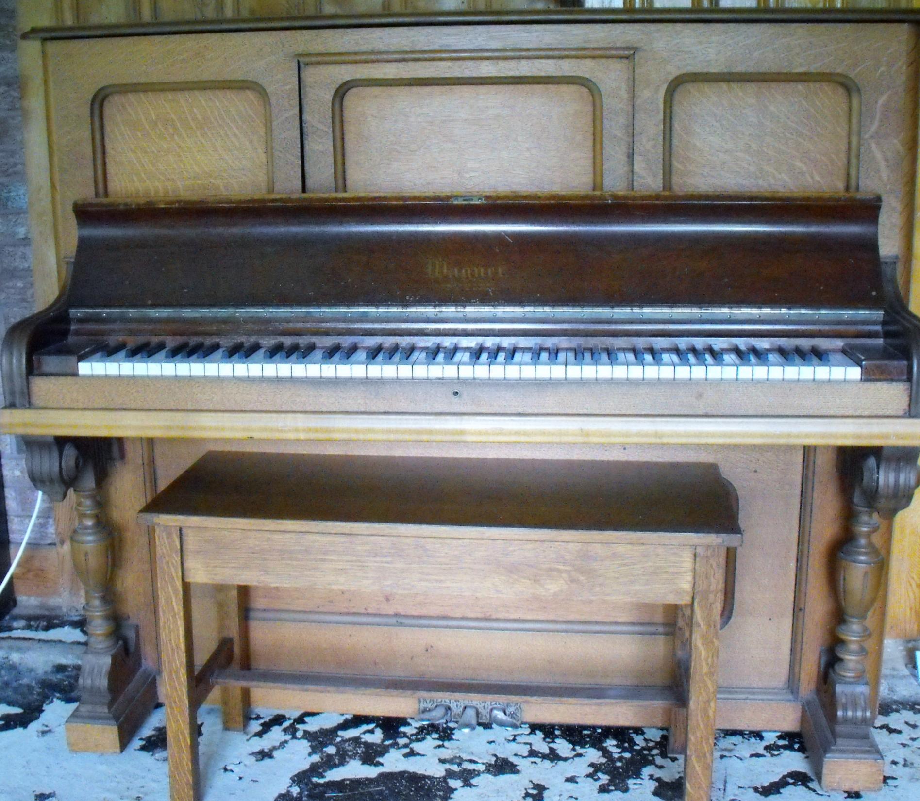 Wagner Piano - Dscf4664