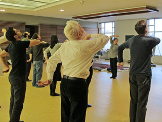 TORONTO WHIRLING DERVISHES SEMINAR: What Are We Living For? - Torwhirlingdervishesg12 011