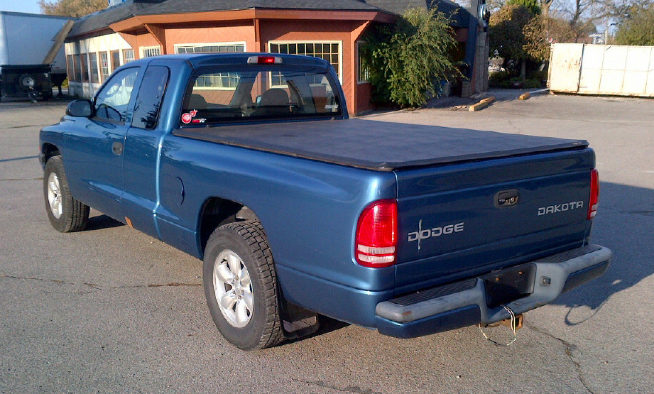 Dodge Dakota Ext Cab 5 SPD Magnaflow! Runs Great - Dakota 2