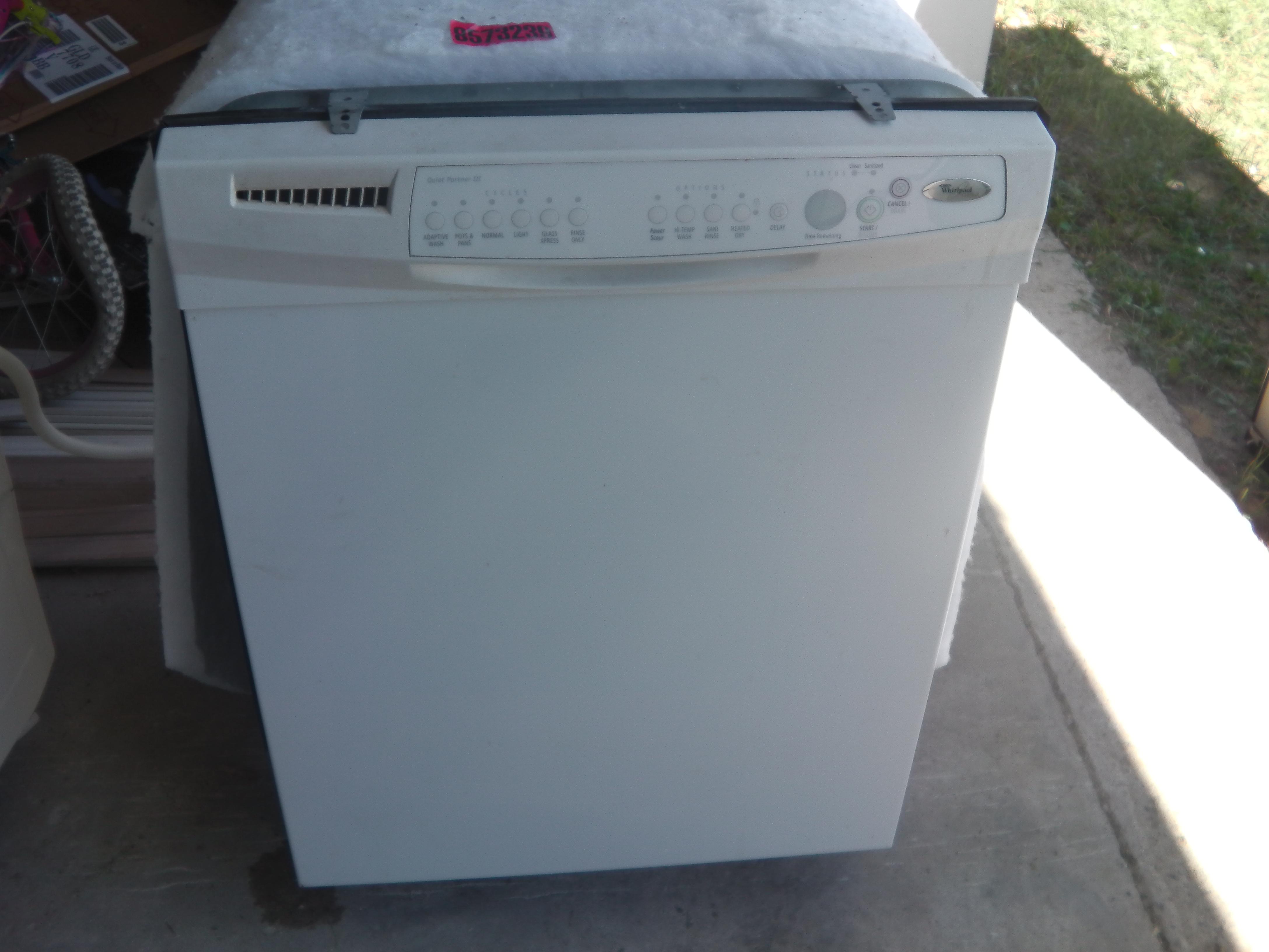 Whirpool Gold Dishwasher -