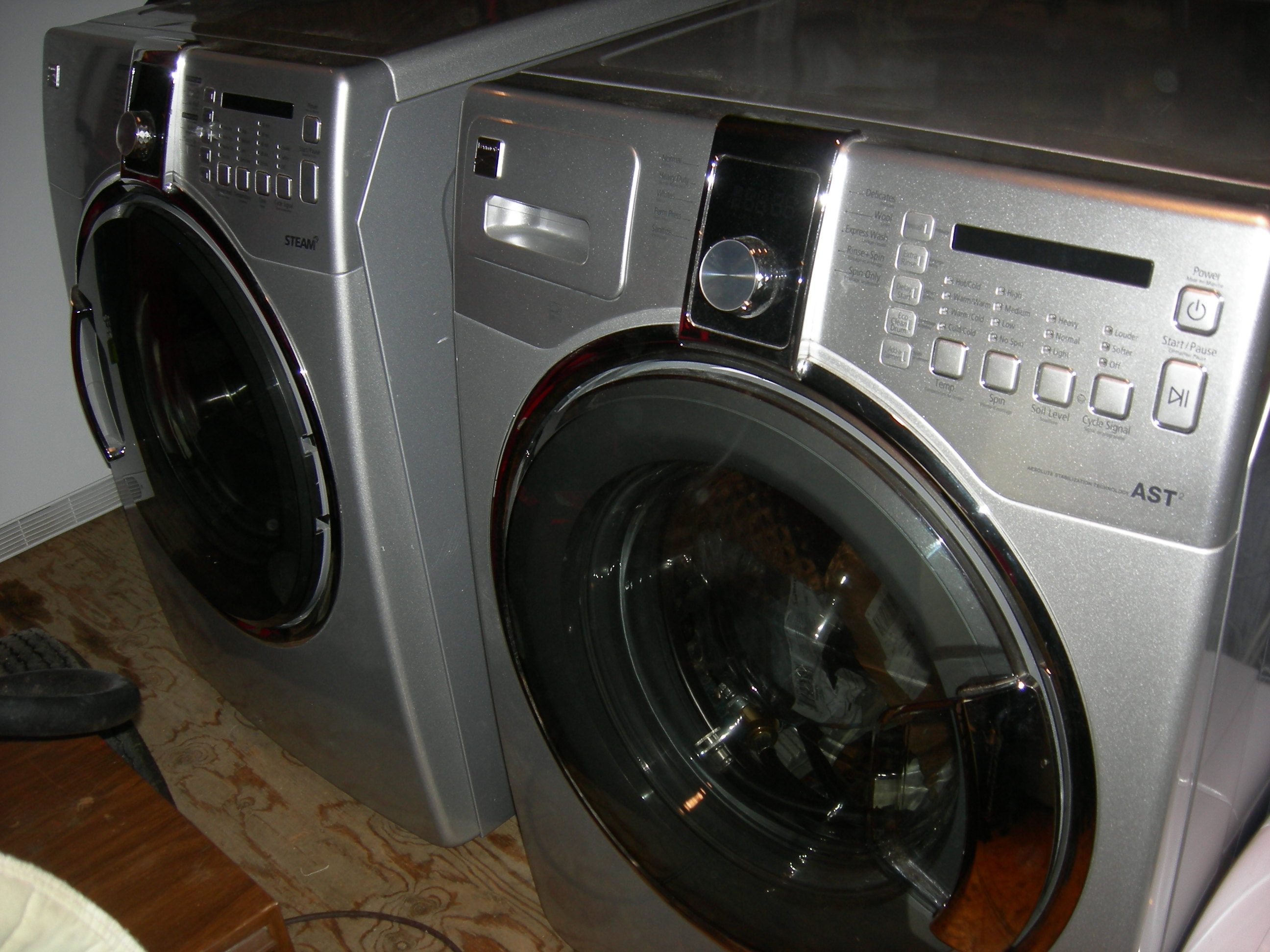 Kenmore Washer And Dryer - Washer 004