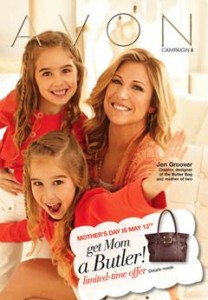 Shopping Online Has Never Been This Easy - Avon Catalog Campaign 8 2012 208x300