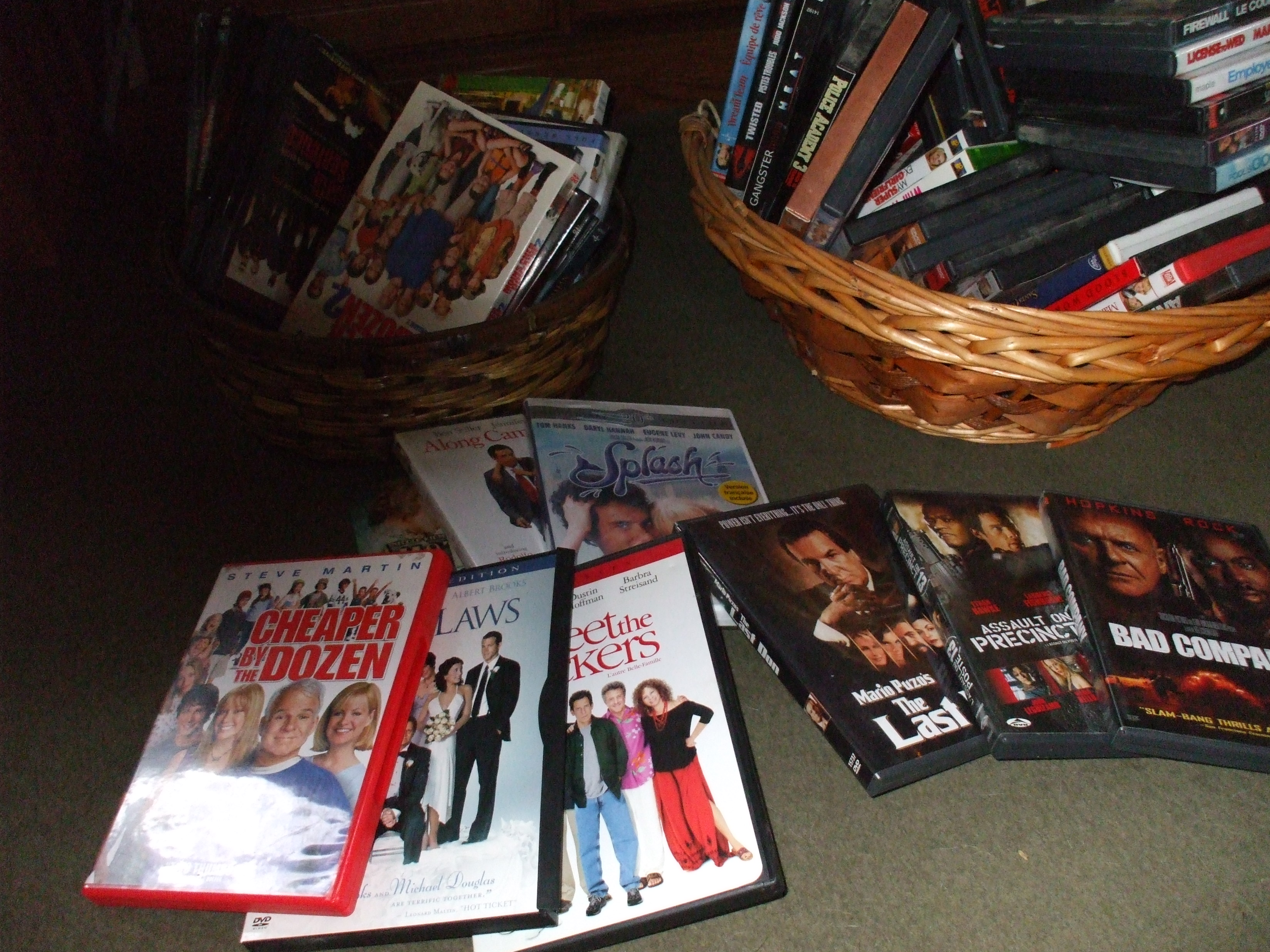DVD For Sale -