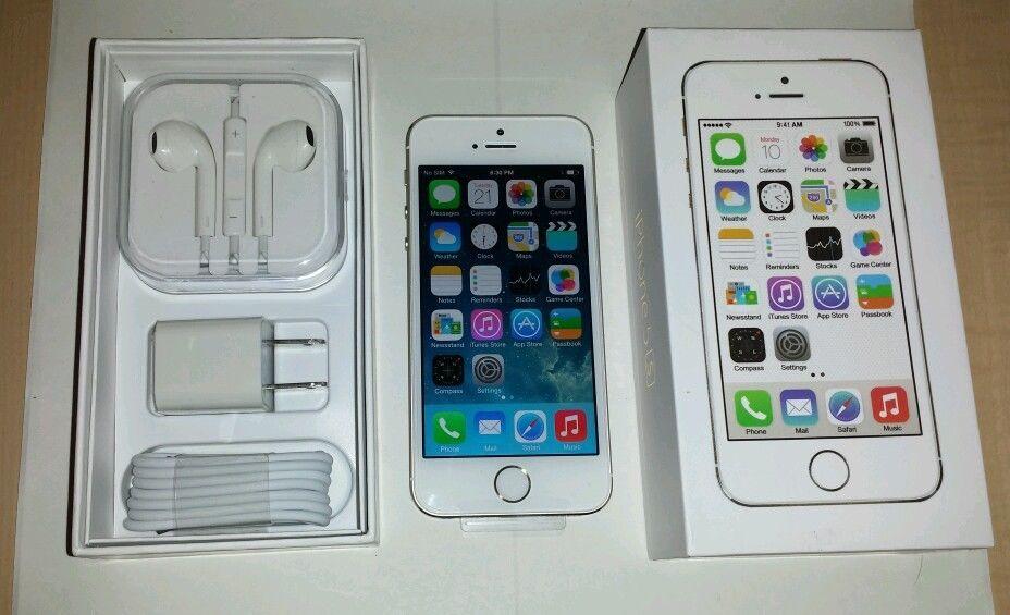 Brand New Apple IPhone 5S 64GB In Box -