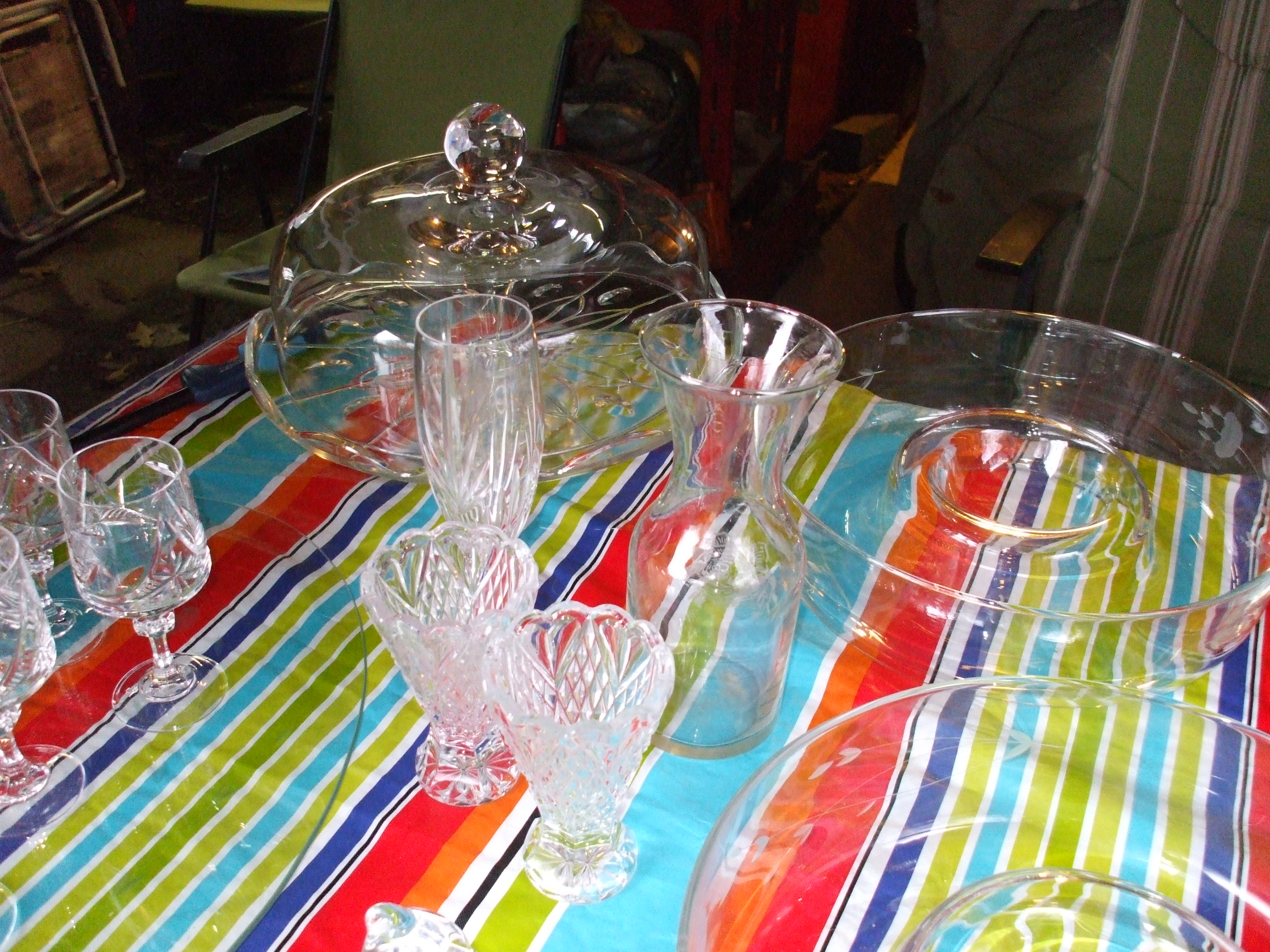 Various Items For Sale -