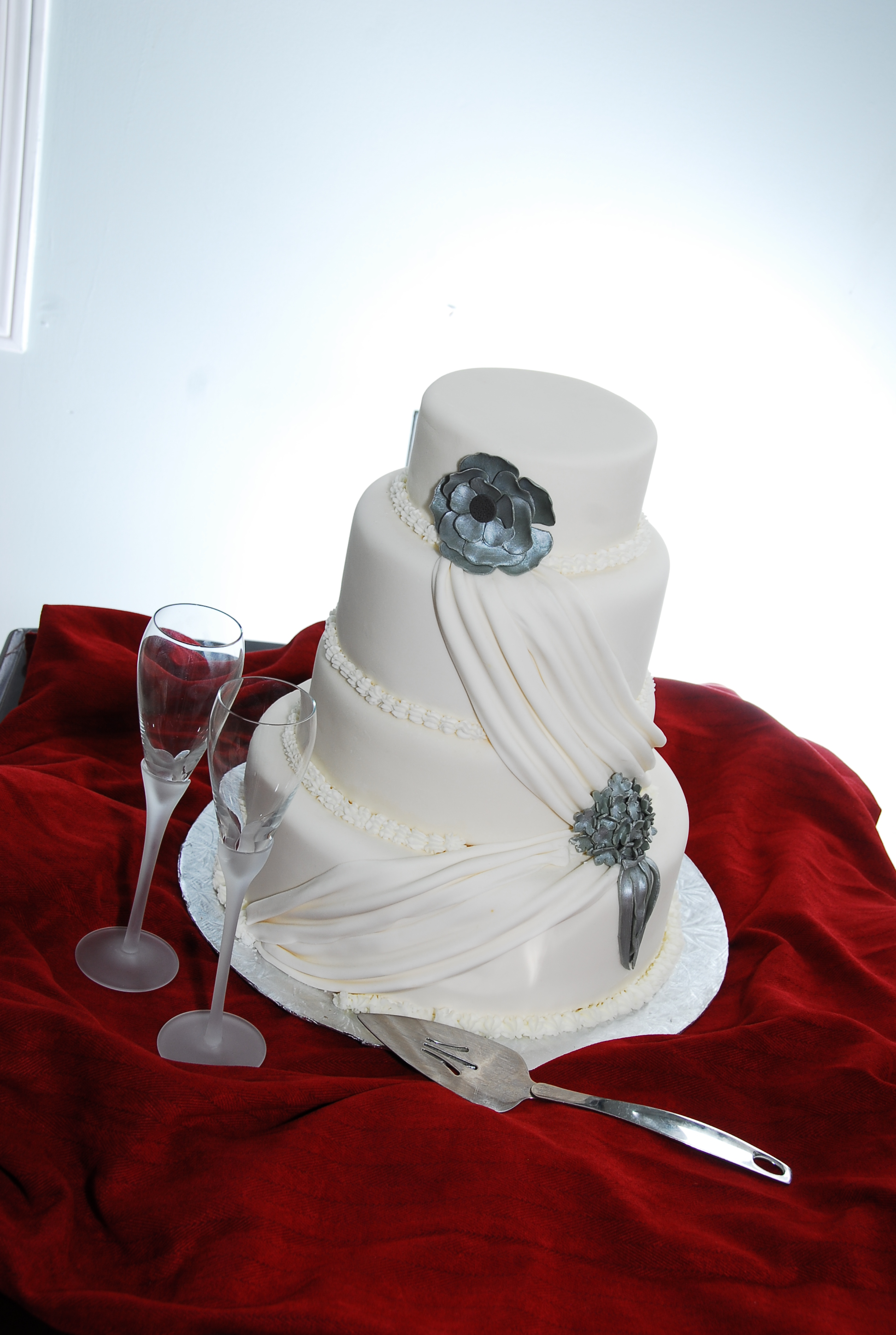 Wedding/Party Cakes - Dsc 0488