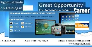 Mobile Apps Development Android Apps Training - Mobile2