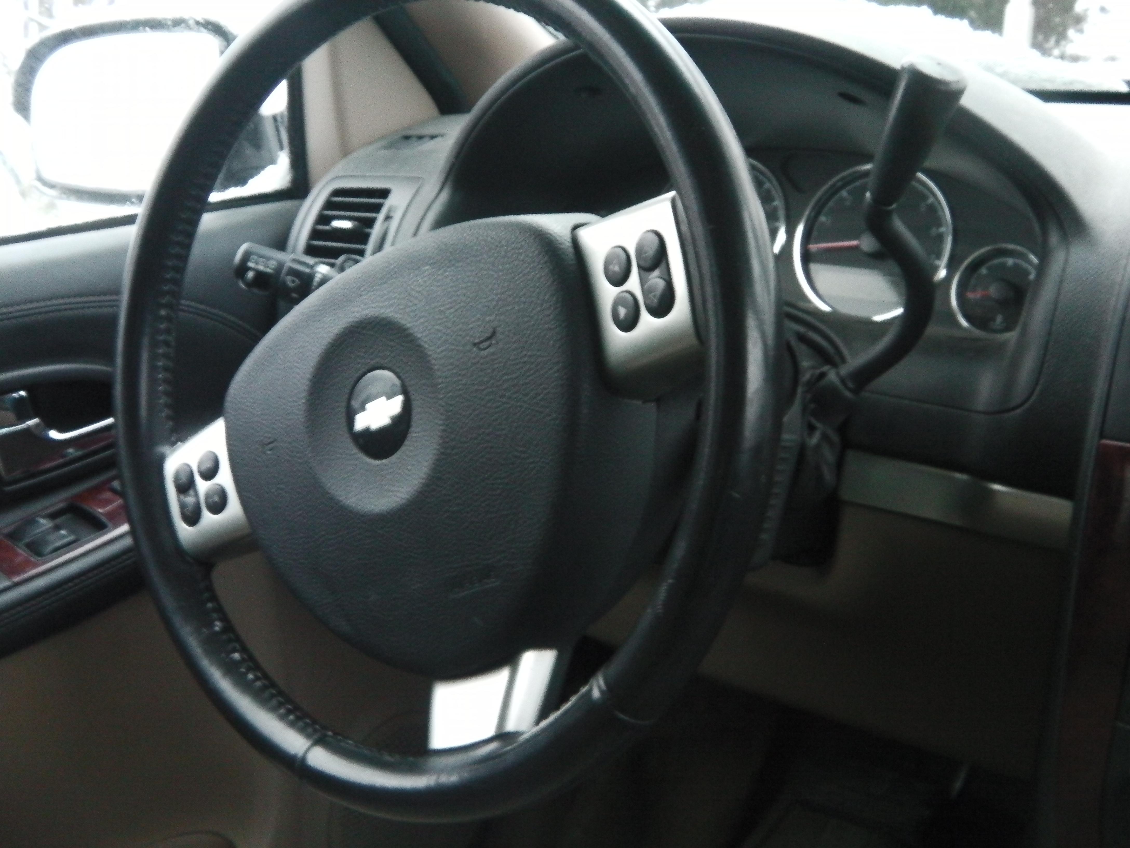 Chevrolet Uplander Minivan -