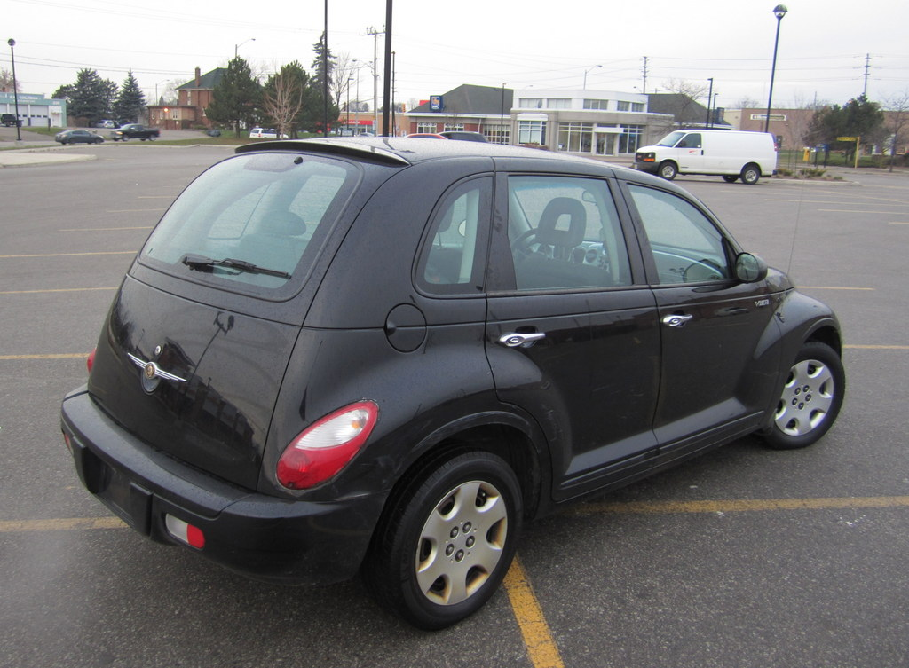 Chrysler PT Cruiser Accident Free Mint Condition! - Img 2100