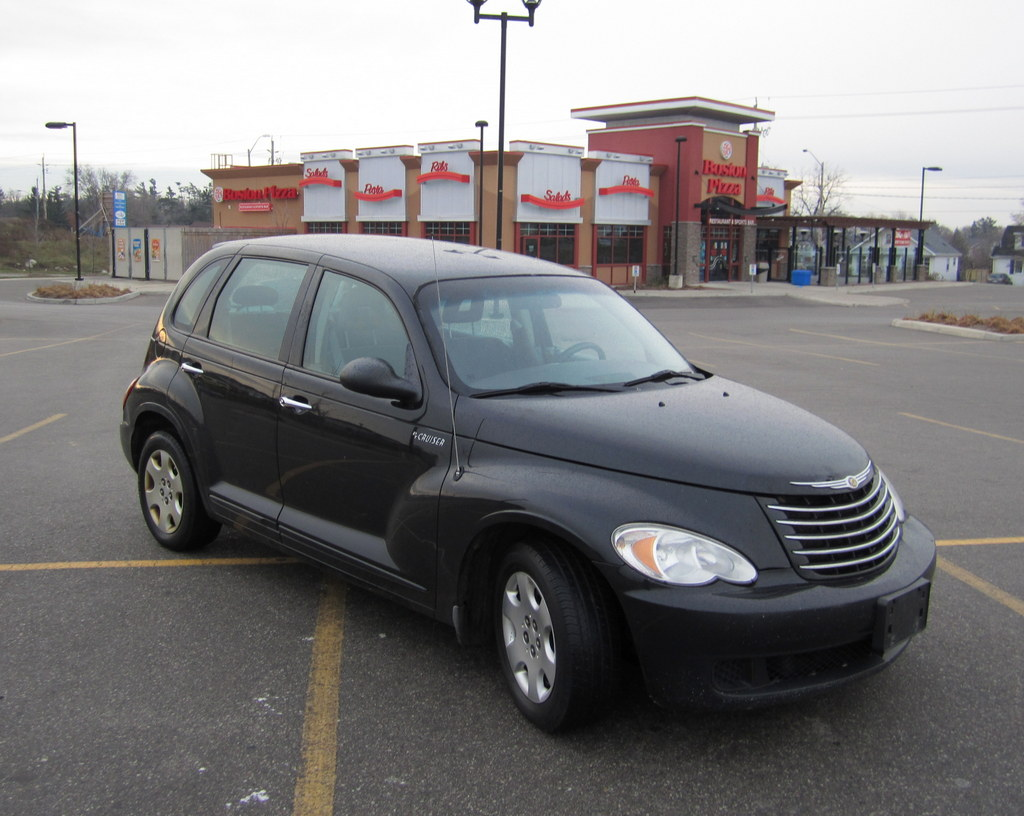 Chrysler PT Cruiser Accident Free Mint Condition! - Img 2101