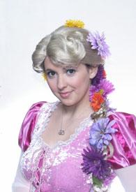 Kids Parties BY My Perfect Princess & SUPERHERO PARTY - Rapunzel Vikki Web