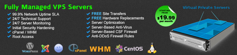 SErvers500 Vps Package Included - Vpsservers