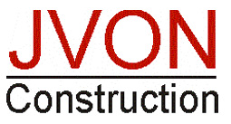 "JvonConstruction ""Lets Make It Right"" - Jvonconstruction Logo"