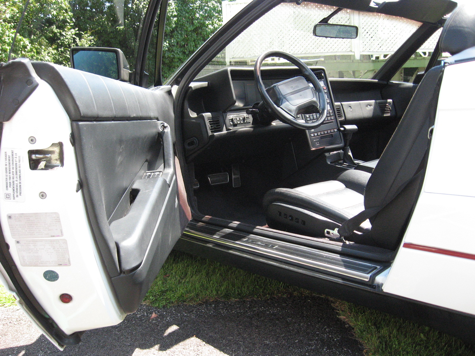 Cadillac Allante Pininfarina Roadster - 12