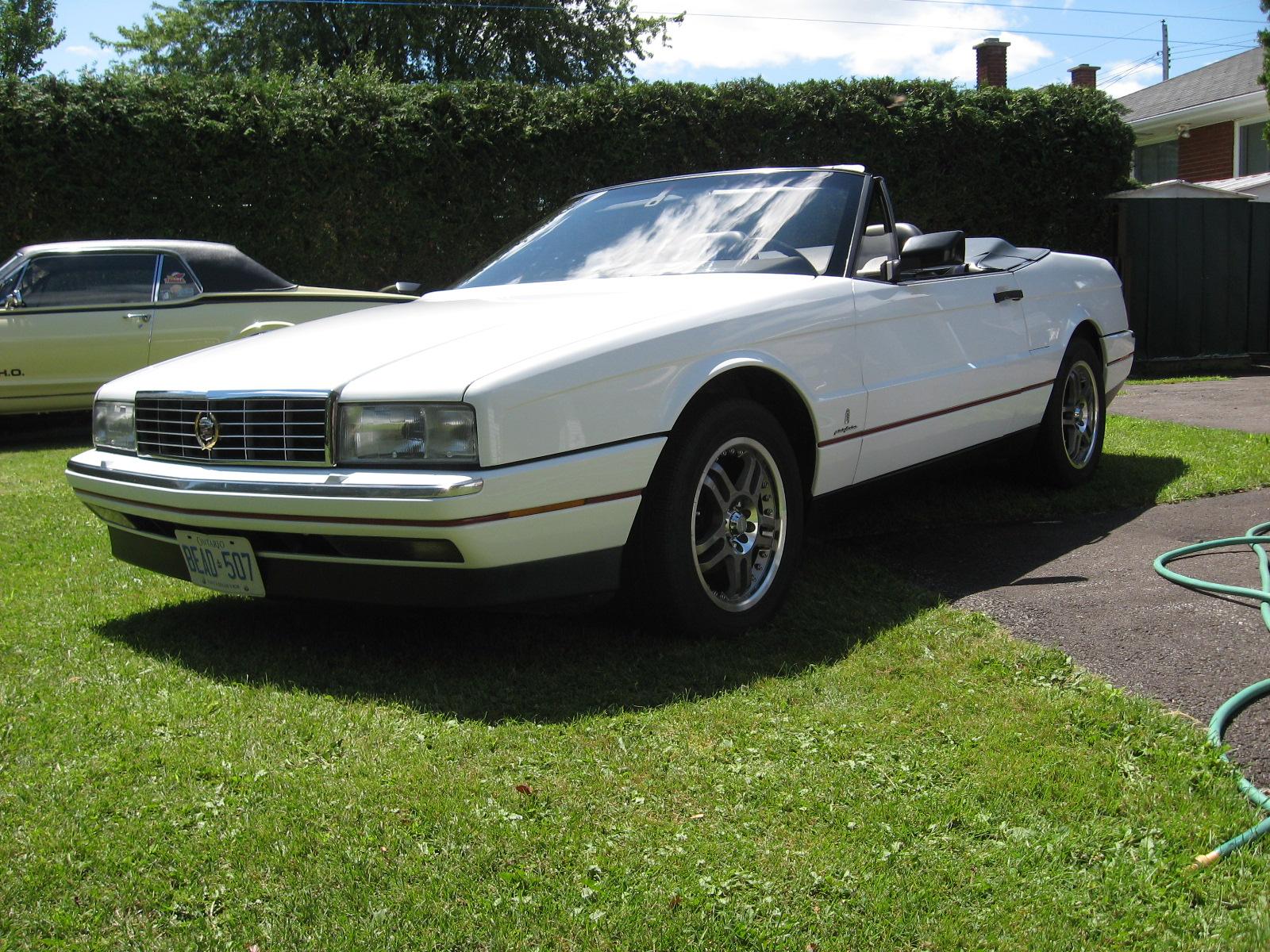 Cadillac Allante Pininfarina Roadster - 15