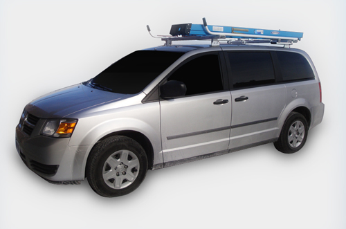 Van Shelving, Van/ Pickup Ladder Racks, Safety Partitions -