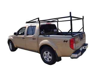 Van Shelving, Van/ Pickup Ladder Racks, Safety Partitions - Nissan