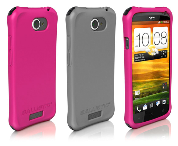 Case& Screen Protector ON SALE - Htc One S Case