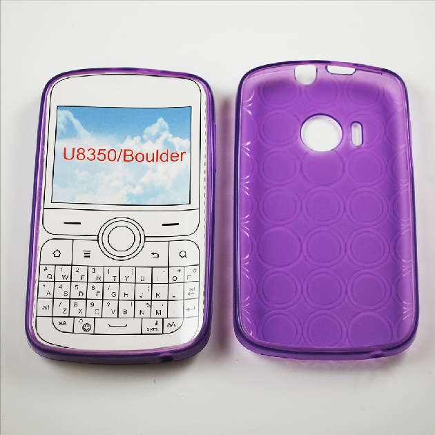 Case& Screen Protector ON SALE - Huawei U8350 Boulder Case