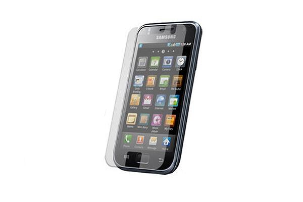Case& Screen Protector ON SALE - Samsung I9000 Screen Protector