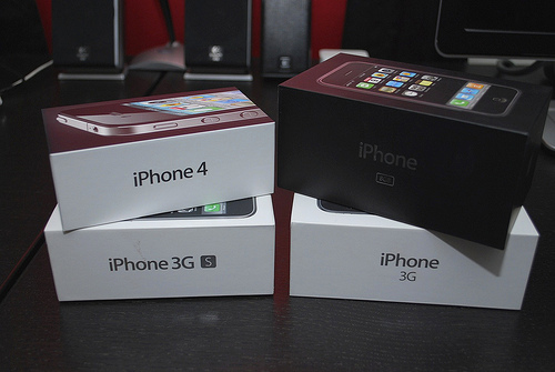 BUY 3 UNIT OF IPHONE 4G 32GB AND GET 1 FREE - 1