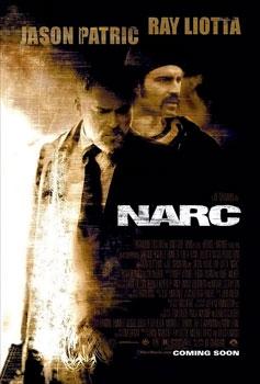 Narc Jason Patric/ Ray Liotta - Narc Poster