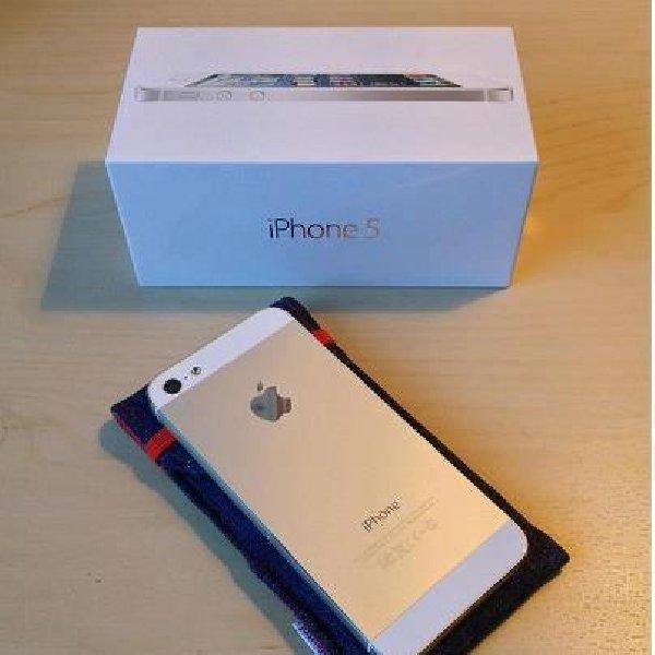 Apple IPhone 5 64gb Unlocked - A