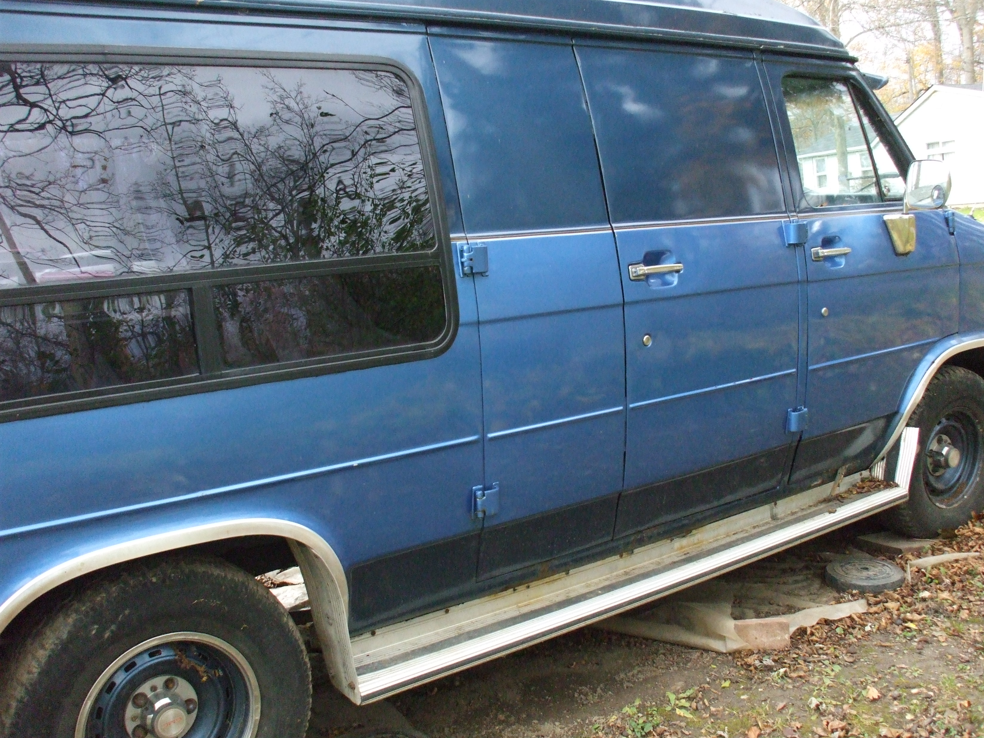 Van For Sale -