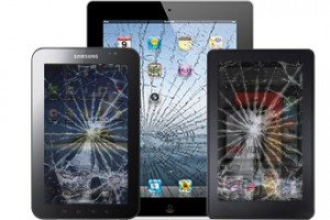 PICKERING,AJAX,WHITBY,OSHAWA,CLARINGTON,UXBRIDGE,SCUGOG,BROCK - Broken Tablets 300x200