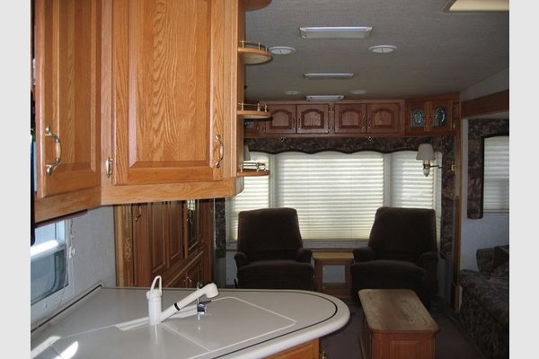 Teton San Gabriel III - Teton Living Room