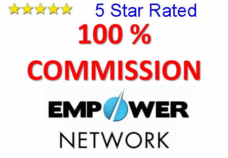 AnyBody Can Blog And Earn 100% Commissions! - Empower Network 1