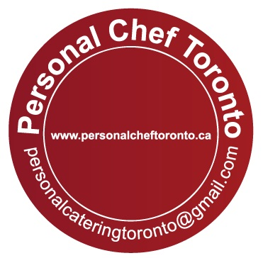 Personal Chef Toronto - Promotional Personal Chef Toronto