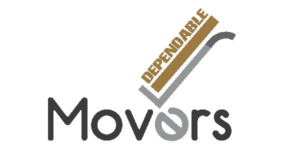 Dependable Movers - Dependable Movers Logo Sml Page 001