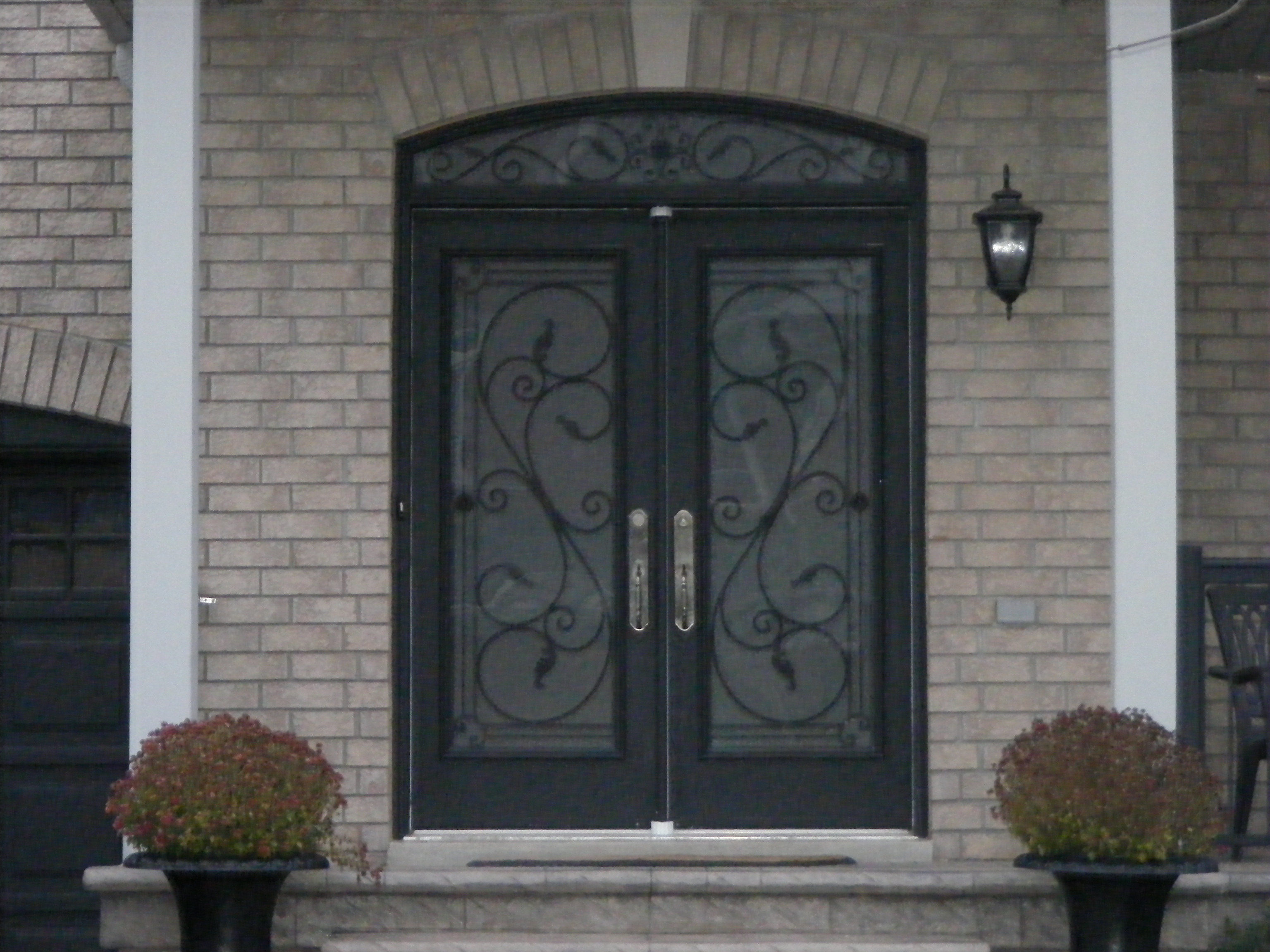 Glass Inserts For Front Doors   Atmweb10 ...