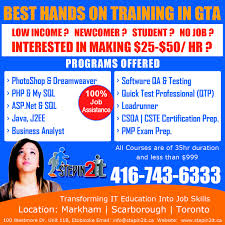 Hands On Training For PHP Brampton - Php