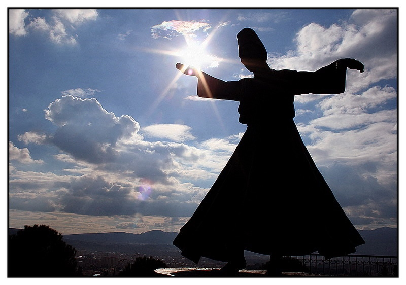 Multi Faith Whirling Dervishes Practice Classes Saturday Mornings - Whirling Dervish