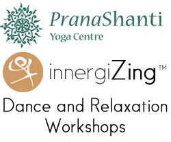 Ottawa Workshop: Add The ZING Factor Into Your Life! PranaShanti Yoga Centre - Pranashanti Form1
