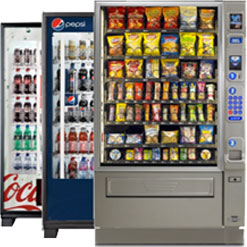 Free Vending Machine For Your Business - Snack 1