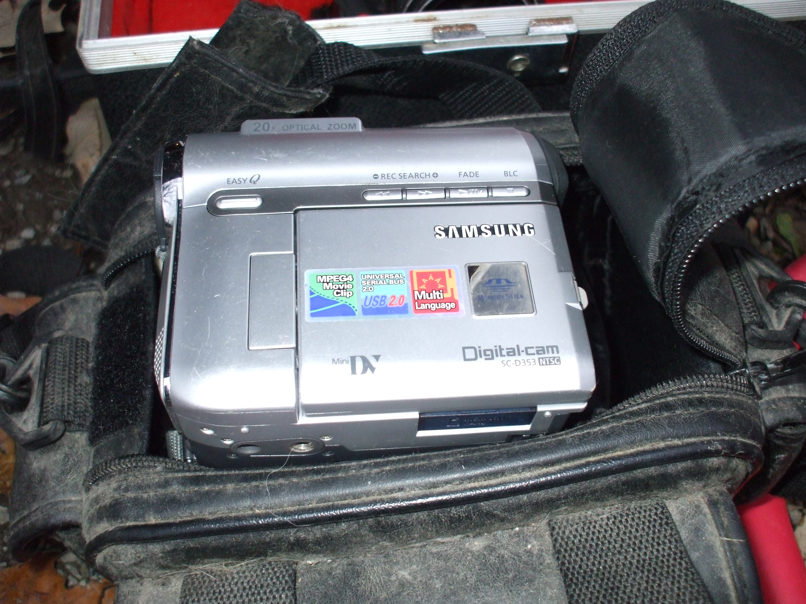 Camcorder, Movie Camera And 35mm Camera For Sale -