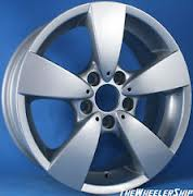 BMW Replacement Alloy Wheels And Winter Tires - Rim Images