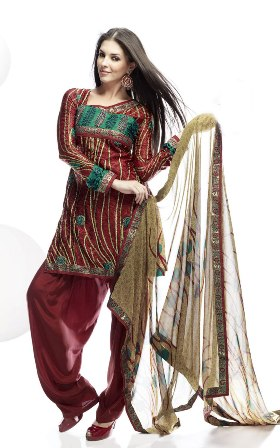 CLOTHING AND ACCESSORIES - Salwar Suit 1