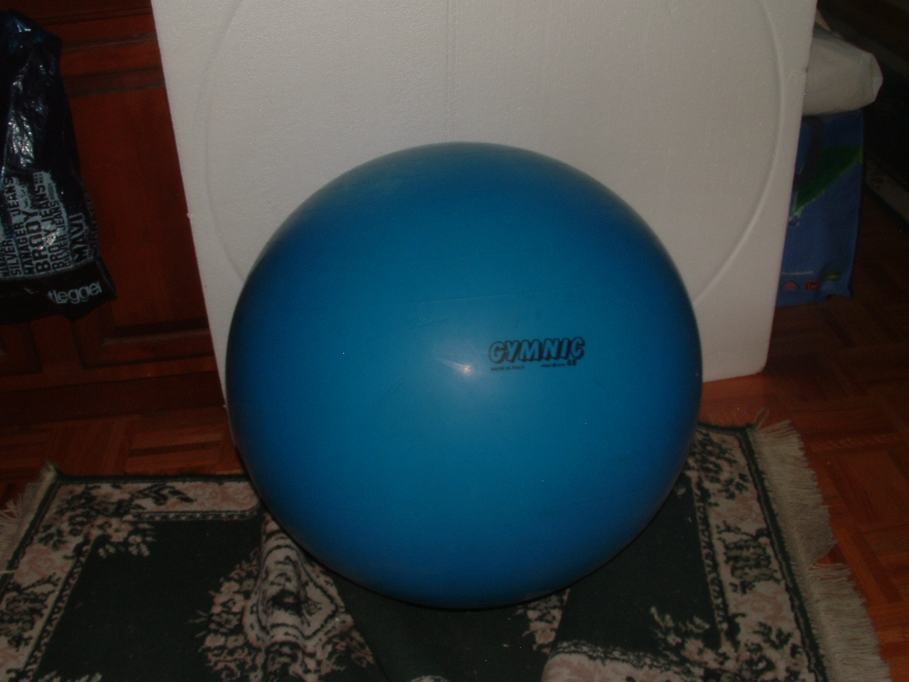 Gynmic Ball, Made In Italy, Fitness And Exercise Ball - High Chair Ball 006