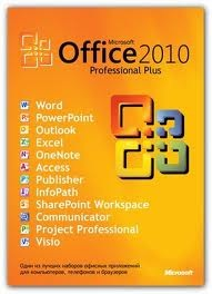 Windows Microsoft Office Professional 2010 - Images