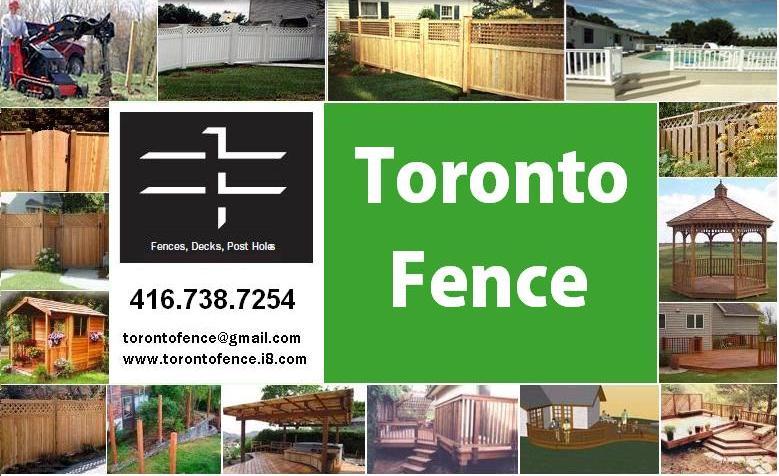 Toronto Fence - Fencecom