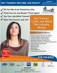 Software Training In Toronto/Mississaugga - Php1