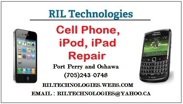 Cell Phone And IPod, IPad Repair - Logo