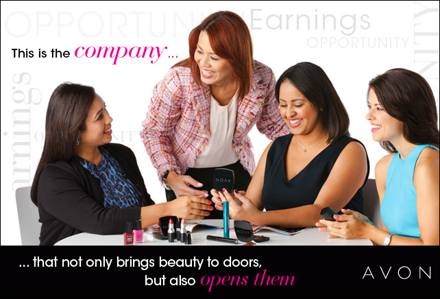 WANTED Avon Sales And Leadership Reps - Earnings