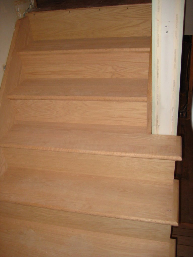 Wood Working Services, Custom Designed Stairs And Installation, Staircase Capping & Restoration - Img 6827