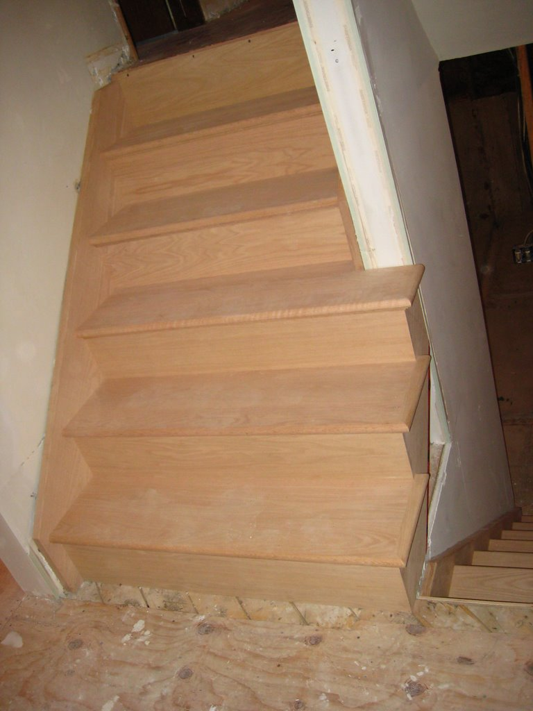 Wood Working Services, Custom Designed Stairs And Installation, Staircase Capping & Restoration - Img 6828